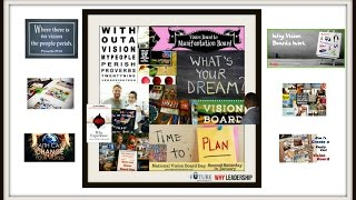 Vision Board to Manifestation Board Part 2