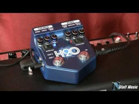 Visual Sound H2O v2 Pedal