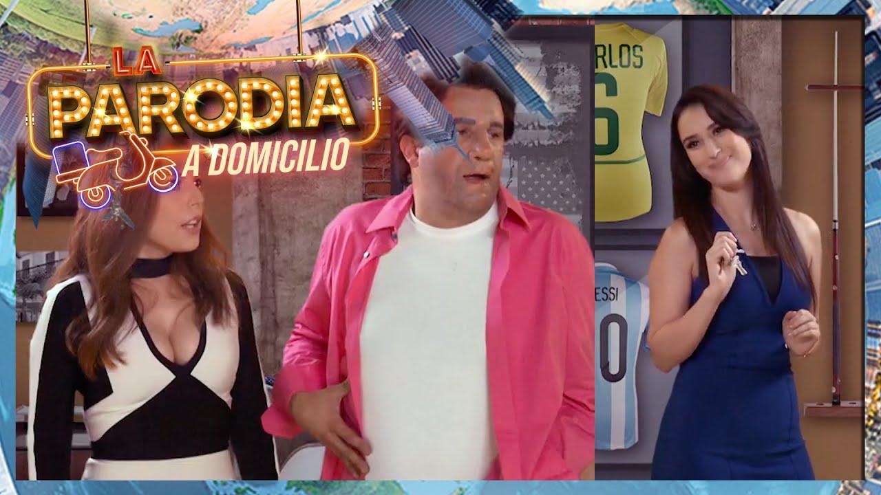 La parodia a domicilio C-8 | Cuarentena y Veinte: ¡A Paco se le 'junta el mandado'!