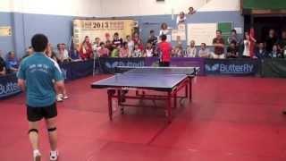 Yuan Xiao Jie vs Zheng Jiaqi Open Singles Final