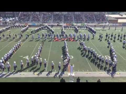 WVU Marching Band @ Martinsburg High School 09.23.2016 #4 of 11