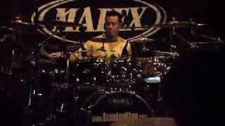Brandon Khoo Mapex Drum Clinic - Untitled Instrumental 30-May-09