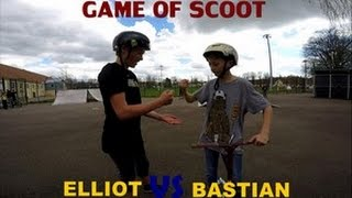GAME OF SCOOT | Bastian Roth vs Elliot Remmiz