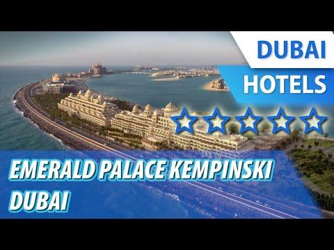Emerald Palace Kempinski Dubai 5 ⭐⭐⭐⭐⭐ | Review Hotel In Dubai, UAE