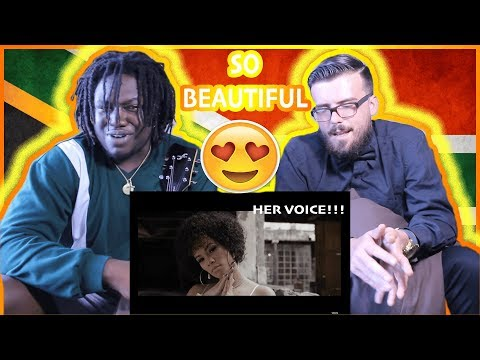 SHEKHINAH – DIFFERENT ft MARIECHAN || Americans React To African Music **SOUTH AFRICA**
