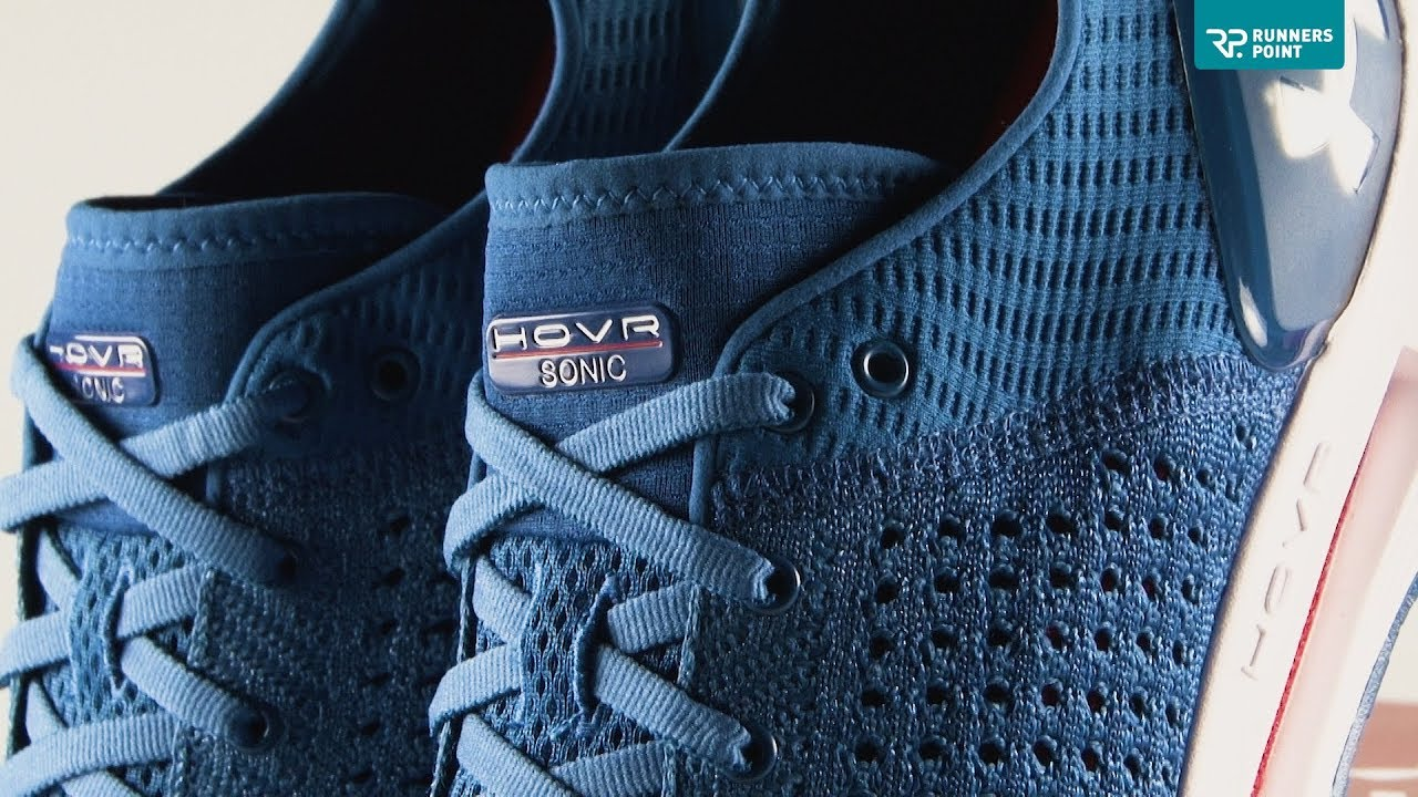 UNDER ARMOUR HOVR SONIC NC - YouTube