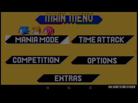 How To Download Sonic Mania For Free On Android 100% Works + Link in  description