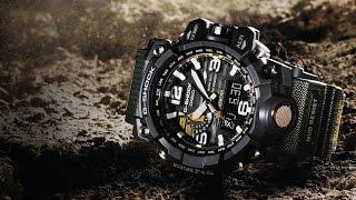 Обзор защищенных часов Casio G-Shock MTG-G1000D-1A2 и Casio G-Shock GWG-1000-1A3ER(Компания Casio позиционирует серию часов G-Shock как решение для профессионалов, работающих в экстремальных..., 2016-06-20T09:00:01.000Z)