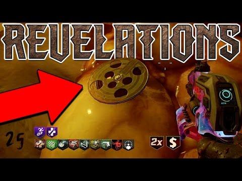 REVELATIONS SECRET EASTER EGG GUIDE - Score24H