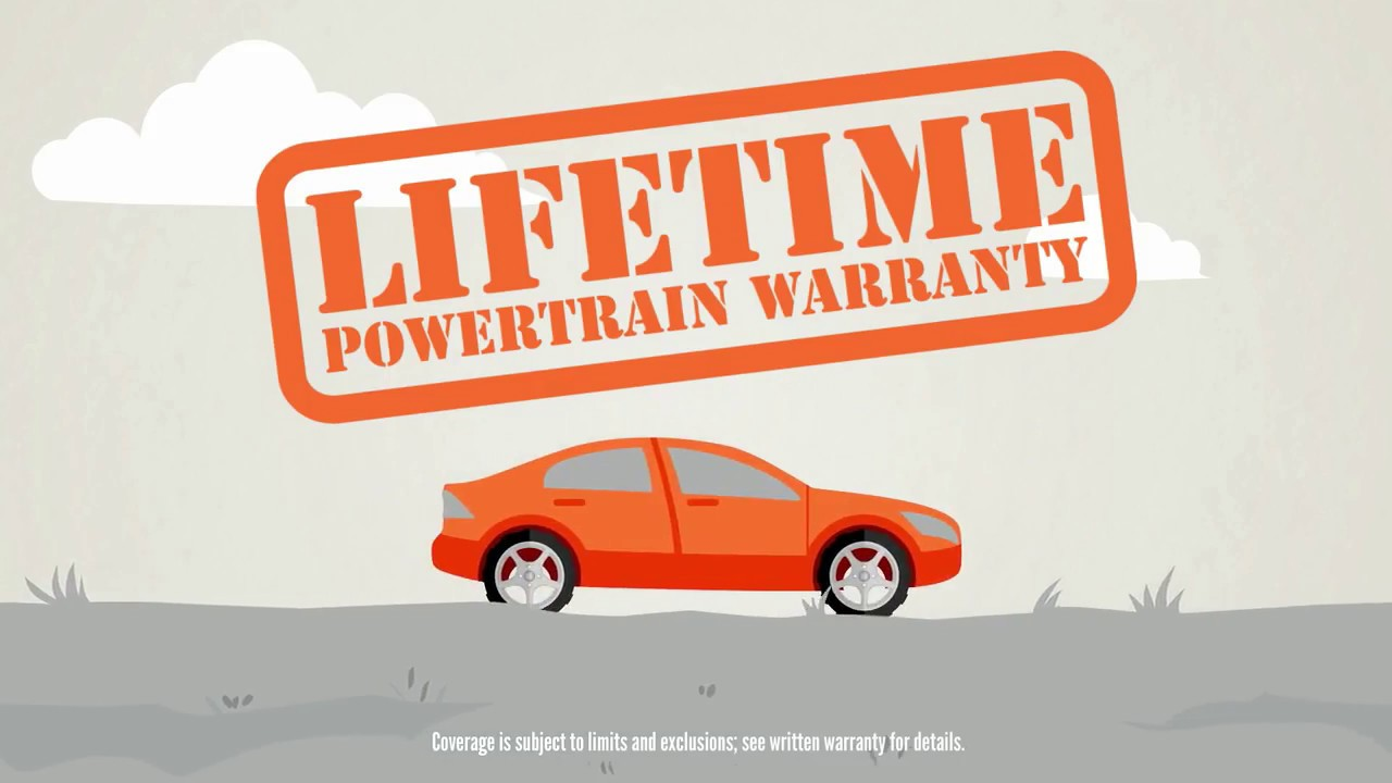 Lifetime Powertrain Warranty | Patty Peck Honda