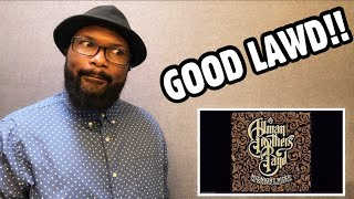 THE ALLMAN BROTHERS BAND - WHIPPING POST | REACTION