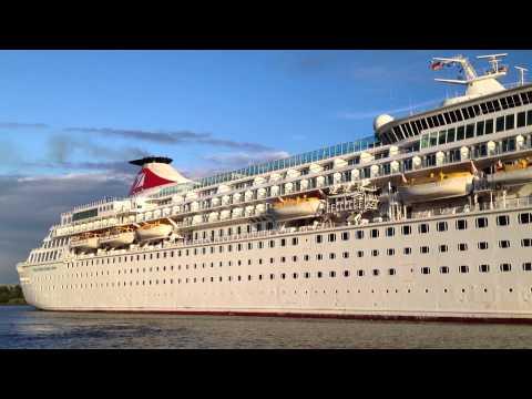 Fred. Olsen Cruise Line MV Balmoral, Kiel Canal, 17. September 2013