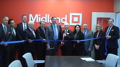 "Midland States Bank ""Ribbon Cutting"" Joliet, IL."