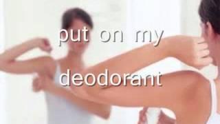 Deodorant Theme Song