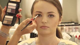 Визуальная коррекция широко поставленных глаз от Avon