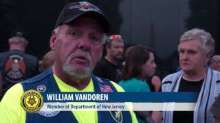 2016 Run To The Thunder Candlelight Vigil