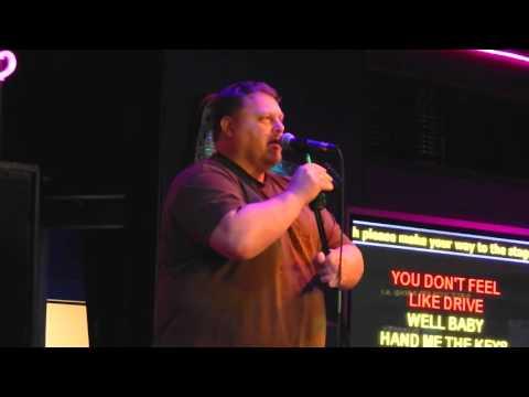 Manx - Boombastic - Karaoke cover 2016 02 18