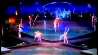 Alegría Circo del Sol / dedicado a Maryse y Céline