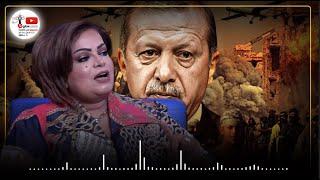 عائشة الرشيد: الجيش المصري على أهبة الاستعداد.. «الاستعدات لم يشهدها أحد منذ  73»
