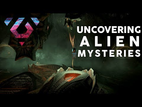 UNCOVERING ALIEN MYSTERIES! | Elite Dangerous