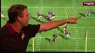 Redskins vs. Bucs Film Breakdown: Rob Kelley Run