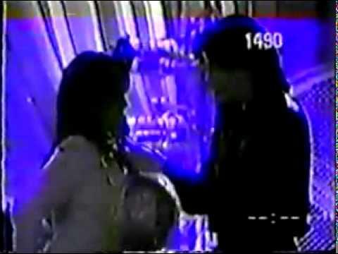 Michael Jackson & Lisa Marie footage [Backstage Primetime Interview '95]