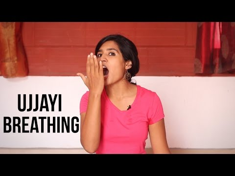 How to Practice Ujjayi Breath in Yoga - Breathing Exercise