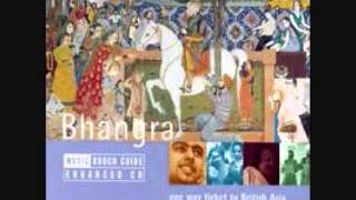 Rough Guide To Bhangra Nusrat Fateh Ali Khan -