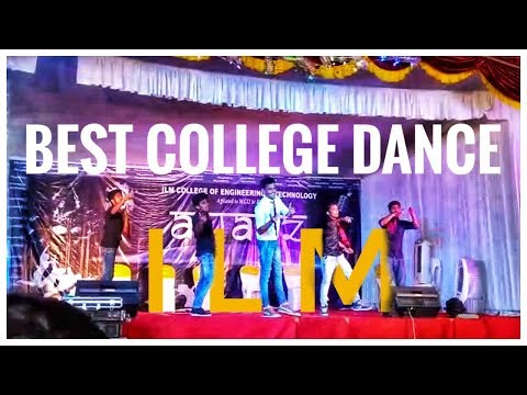 BEST FUNNY COLLEGE DANCE EVER SEEN | ILM COLLEGE OF ENGINEERING AND TECHNOLOGY