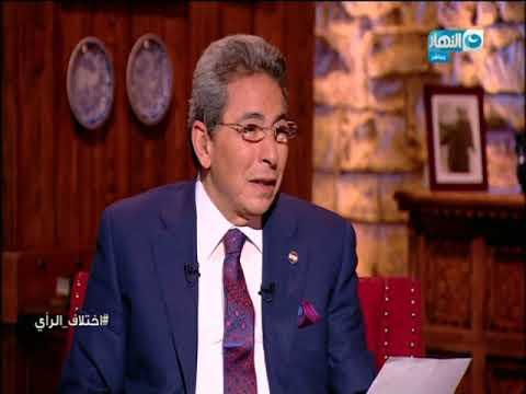 باب الخلق | تأثر الإعلامي جورج قرداحي بسبب سؤال من الإعلامي محمود سعد
