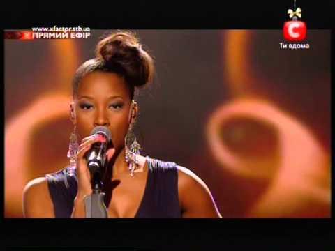 Jamelia - X Factor UA