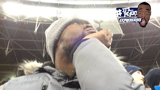 Tottenham (0) vs Man City (1) EXPRESSIONS FAN EXPERIENCE| TOUCHED.. SISSOKO HAD THE GAME OF HIS LIFE