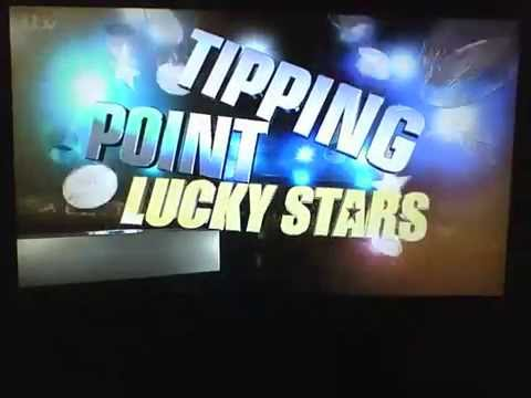 Mark Labbett in the final round on Tipping Point: Lucky Stars.