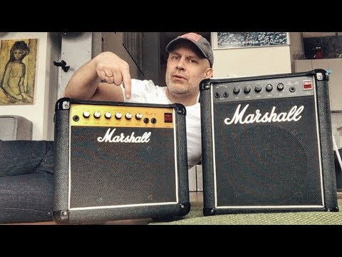 Marshall Reverb 12 - The Ultimate BLUES TONE on a BUDGET!