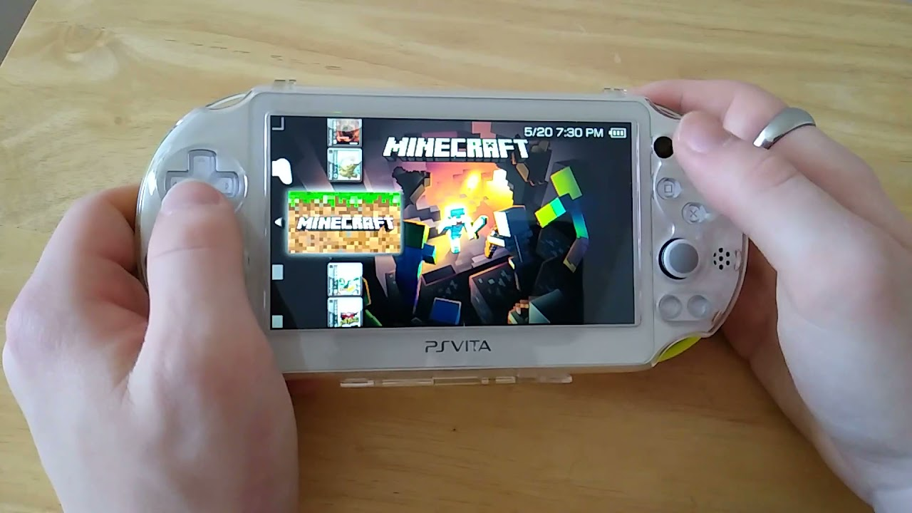 What's on my modded PS Vita 2021?