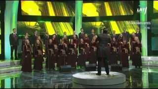 """Lietuvos balsai @ Choras """"Ave vita"""" scenoje surengė mini spektaklį"""