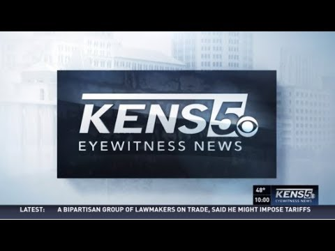 KENS 5 Eyewitness News at 10:00 (Full), 2/13/2018
