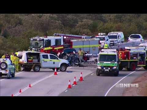 Road Accident | 9 News Perth