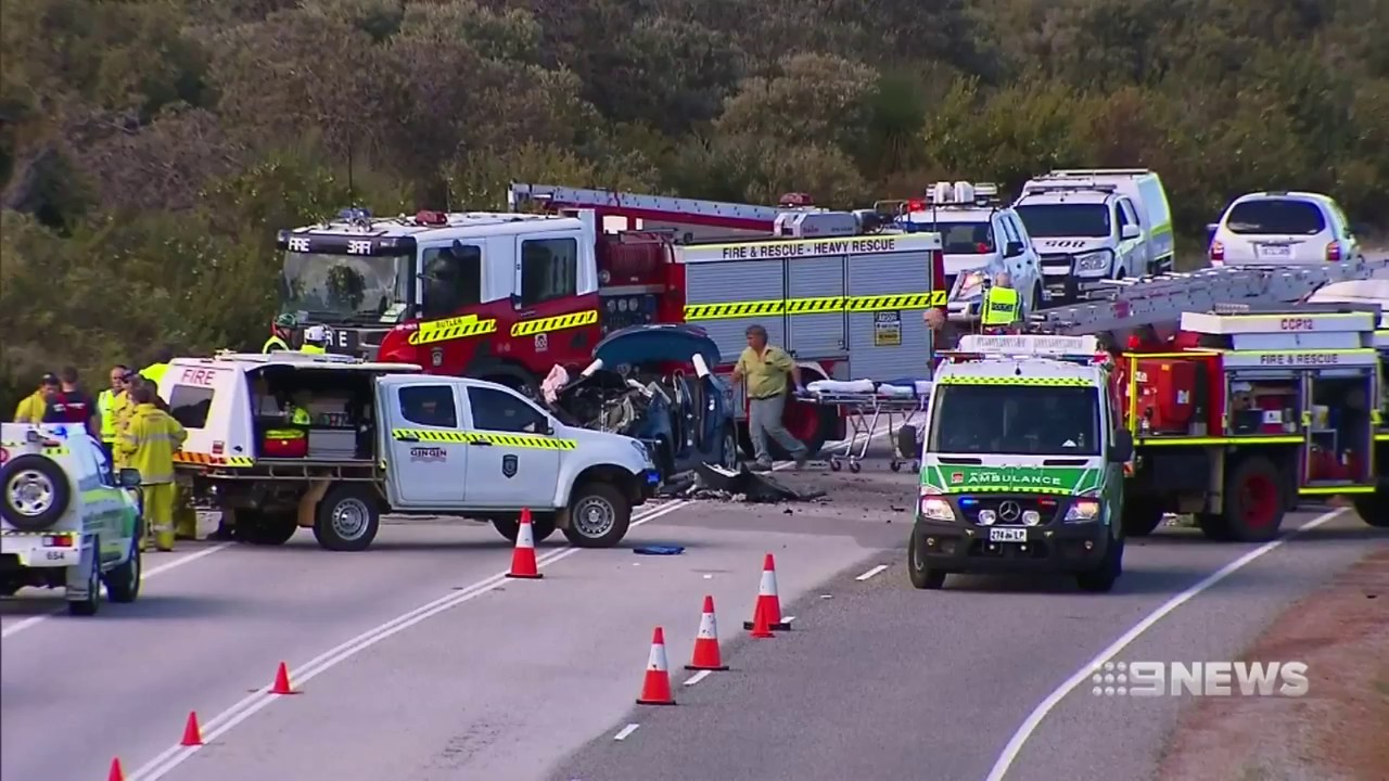 Road Accident | 9 News Perth