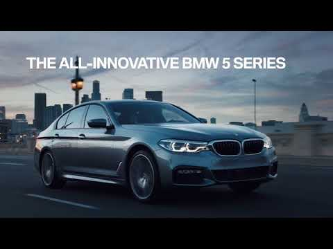 Bwm 5 Series Bmw Of South Albany Youtube