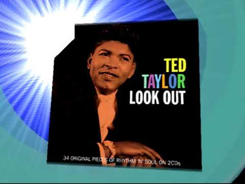 Somebody's Always Trying TED TAYLOR Video Steven Bogarat