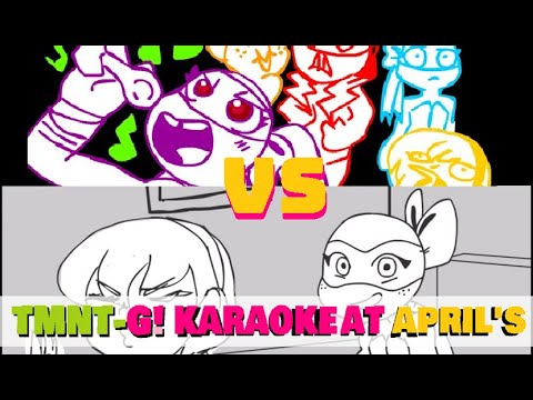 ~Karaoke at April's: Old vs New + Behind The Scenes~