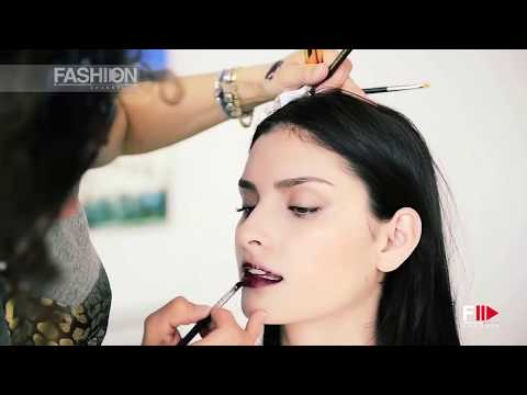 RITRATTI MILANO Collection Summer 2015 backstage - Fashion Channel