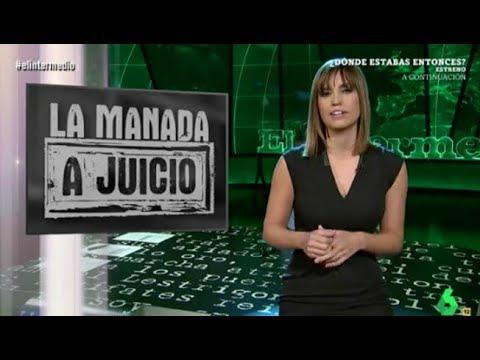 El aplaudido e inédito alegato de Sandra Sabatés por el juicio de 'La Manada' thumbnail