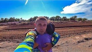 Видео на миллион. Опасный каучсерфинг. Расставание с Катей, дорога Аргентина-Чили. Аргентина #21