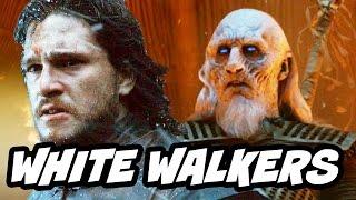Game Of Thrones Season 7 - Jon Snow White Walkers Night King Theory