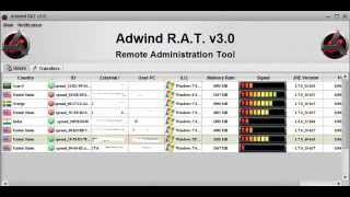 Adwind Rat v3 0 Cracked  تحميل مجاني