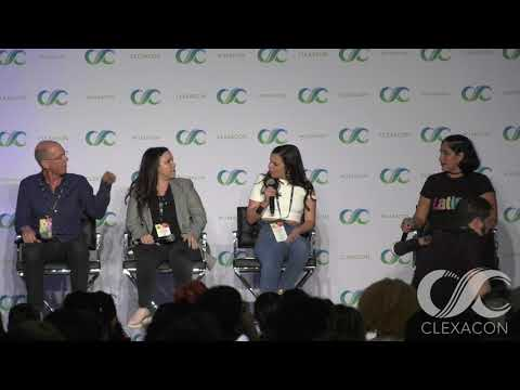 One Day at a Time Panel ClexaCon 2018