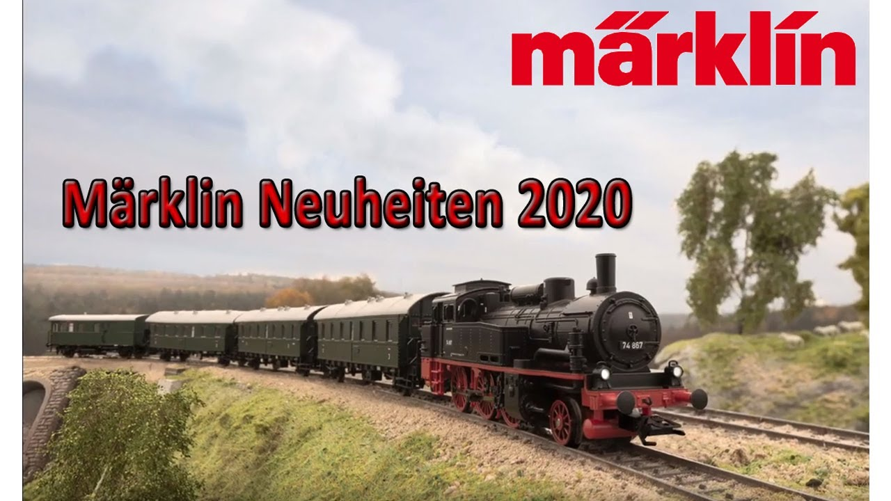 1:87 Dampflokomotive Halloween Märklin Start up 36872 H0 Glow in the Dark