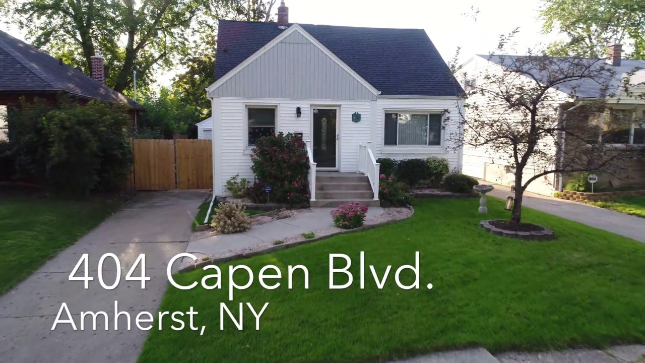 Capen Blvd Amherst NY YouTube - Princeton court apartments amherst ny